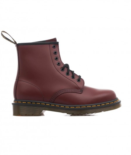 "Dr. Martens Boots ""1460"" smooth Bordeaux"