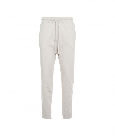 C.P. Company Joggers with logo patch creme