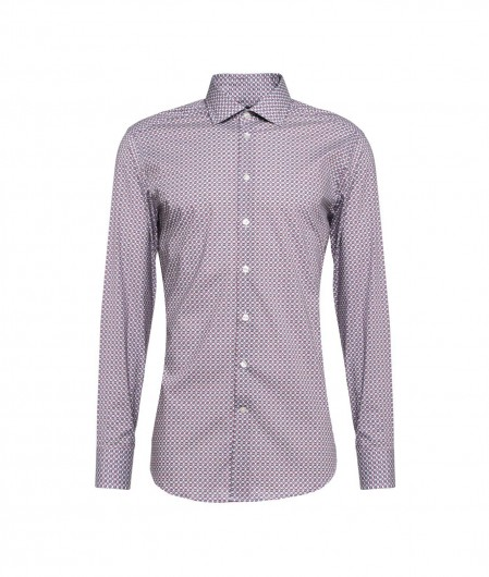 Etro Shirt with all-over-print multicoloured