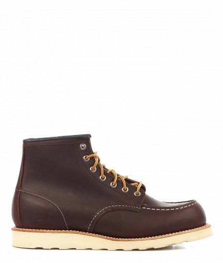 Red Wing Boots in leather brown