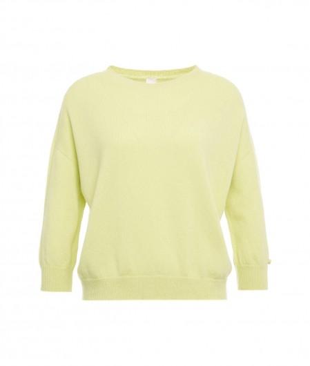 MVM Cashmere sweater yellow