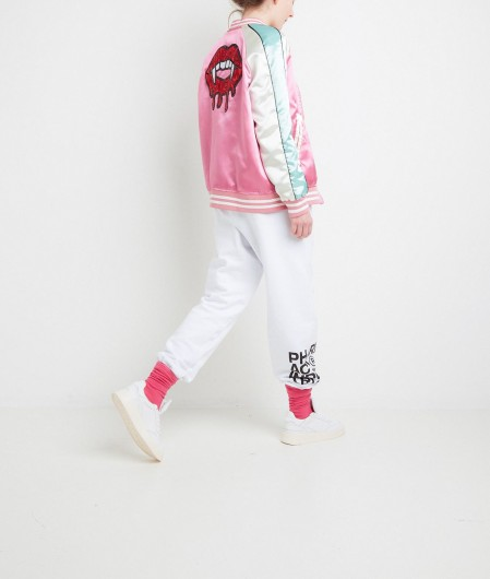 Pharmacy Industry Bomber jacket with logo multicoloured
