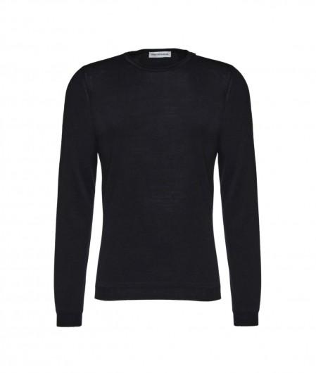 Goes Botanical Sweater in lana merino black
