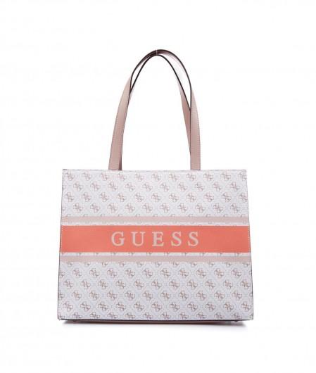 """Guess Shoulder bag """"Monique"""" white"""