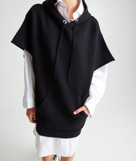 "Silvian Heach Sweater ""Kantar"" black"