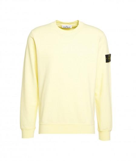 Stone Island Sweatshirt Gelb