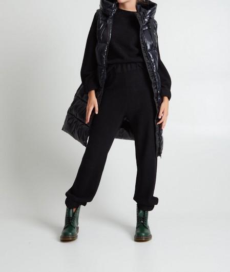 "Silvian Heach Knit Suit ""Oxnard"" Schwarz"