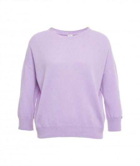 MVM Cashmere sweater purple