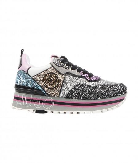 "Liu Jo Sneakers ""Wonder Maxi"" in glitter multicoloured"
