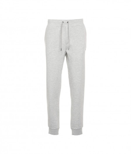 Polo Ralph Lauren Joggers with logo embroidery light gray