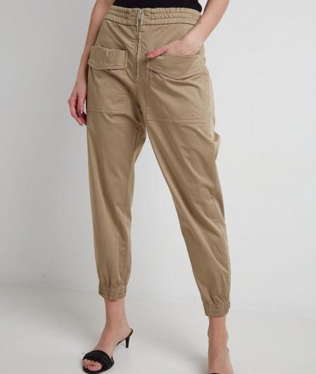 """Dondup Pants """"Sunny"""" mud"""