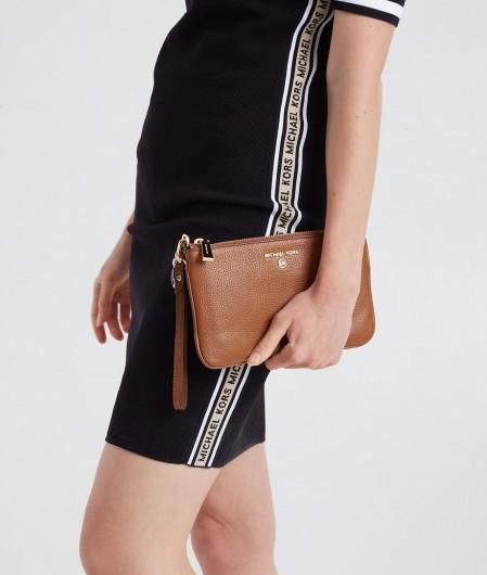 Michael Kors Wristlet bag light brown