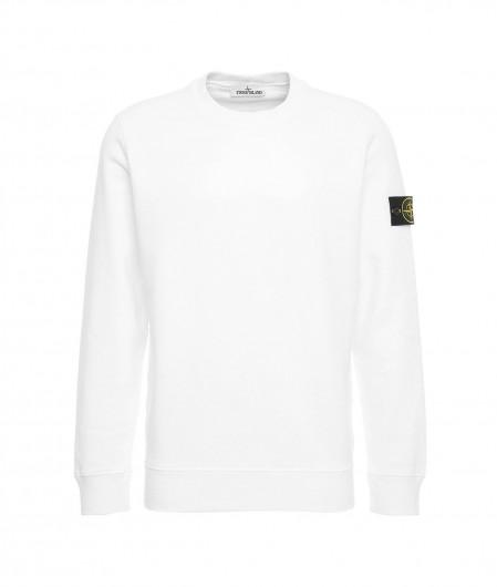 Stone Island Sweater white