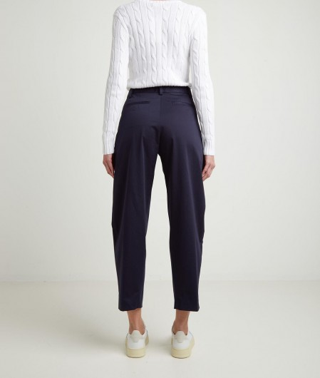Polo Ralph Lauren Sweater with cable knit white