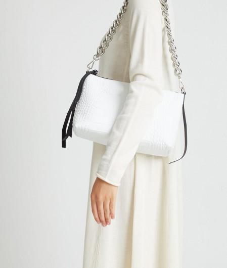 """Profanter Handtasche """"Sveja"""" Weiß"""