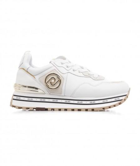 """Liu Jo Sneaker """"Maxi Wonder"""" Weiß"""