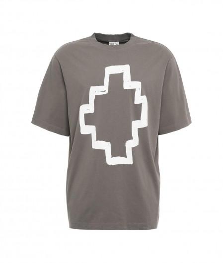 Marcelo Burlon T-shirt with logo print green