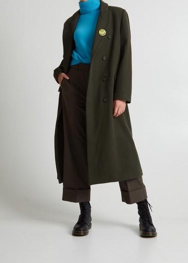 Coat to go!