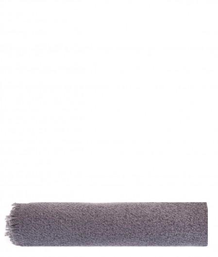 Destin Wool blended scarf light gray