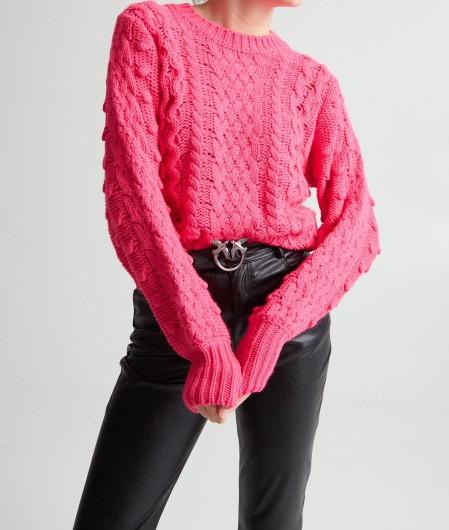 Kaos Sweater Pink