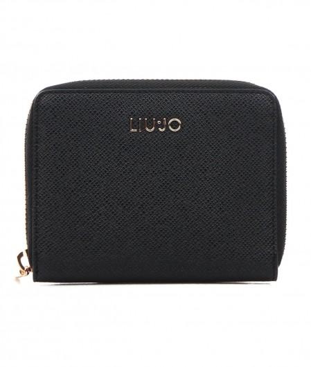 Liu Jo Mini zip around portmonnaie black