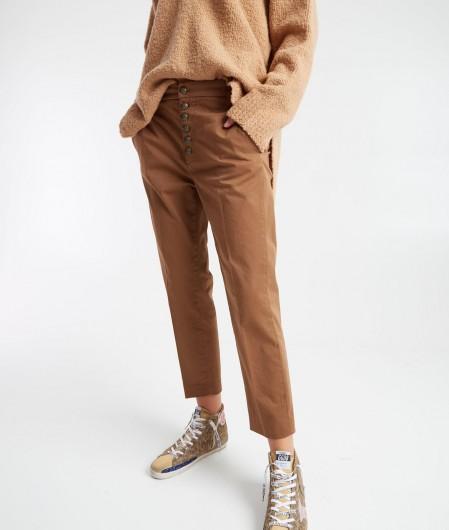 """Dondup Chino """"Nima"""" brown"""