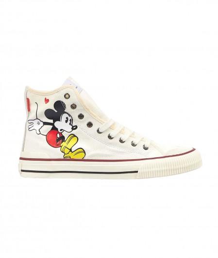 MOA Disney Sneaker white