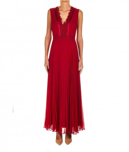 Guess by Marciano Maxikleid Rot