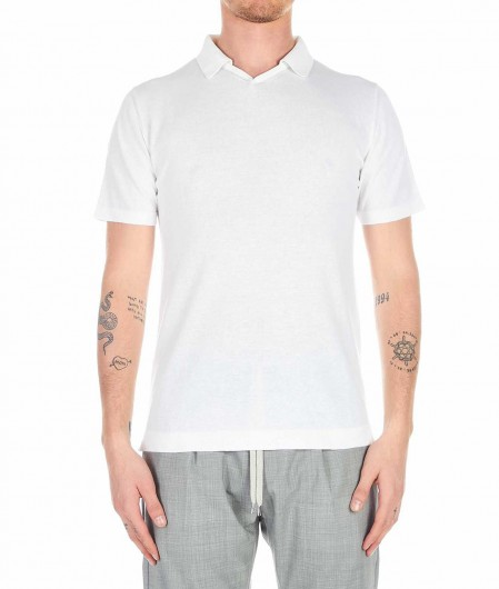 Gender Polo shirt white