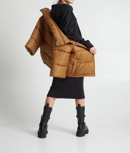 N°21 Padded jacket khaki