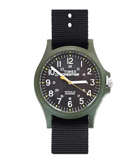 Timex Armbanduhr Olive