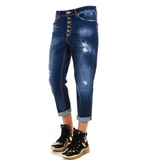 "Dondup Jeans ""Koons"" blu"
