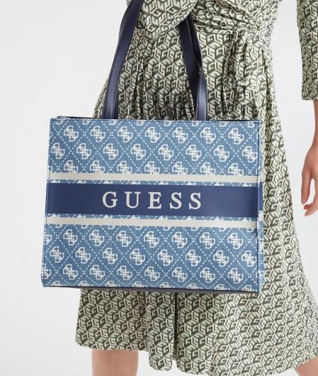 """Guess Shopper """"Monique"""" Blau"""