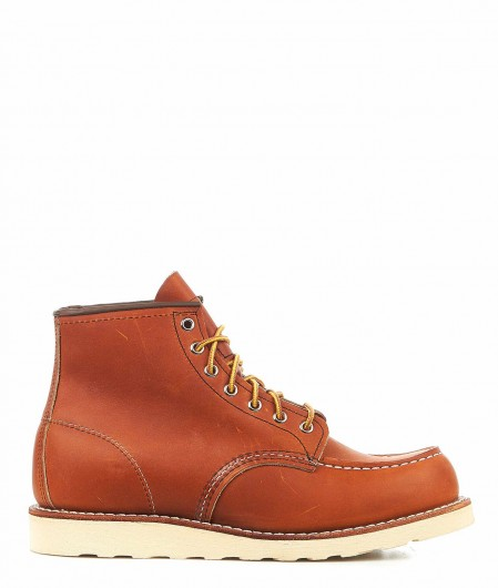 Red Wing Boots in leather light brown