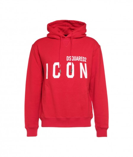 Dsquared2 Hoodie Rot