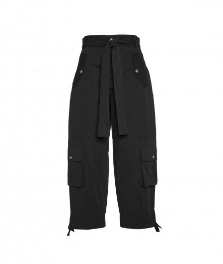 Otto d'ame Cargo pants black