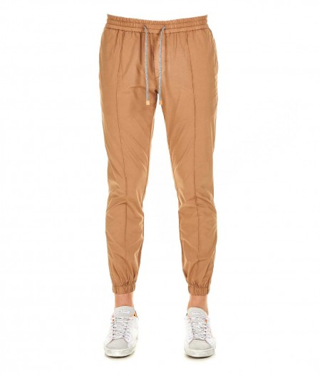 Eleventy Casual trousers light brown