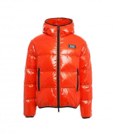 Dsquared2 Down jacket orange