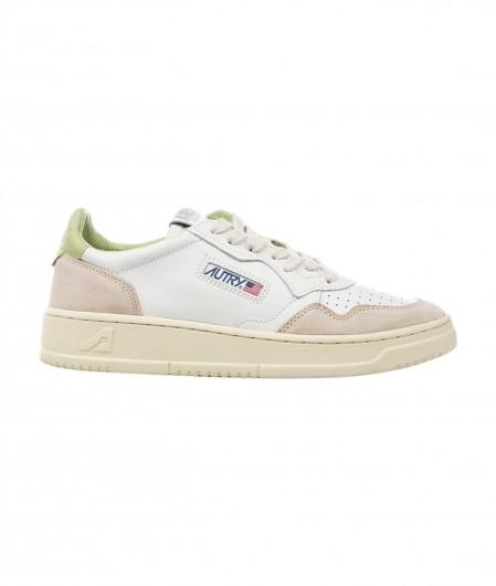 "Autry Sneaker ""LOW WOMAN LEAT"" white"