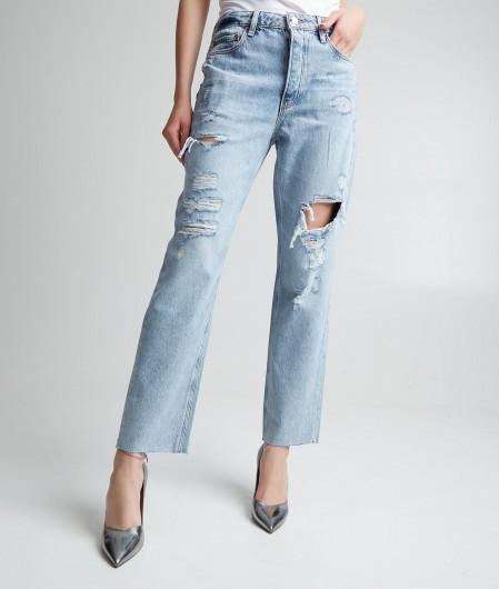 """Guess Jeans """"Vintage"""" light blue"""