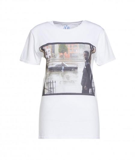 "Elite 55 T-Shirt ""Street"" white"