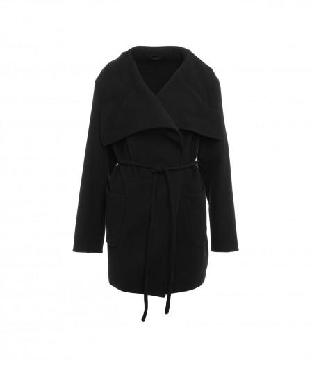 "Closed Virgin wool coat ""Elvy"" black"