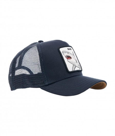 """Goorin Bros Baseball cap """"Shark"""" navy"""