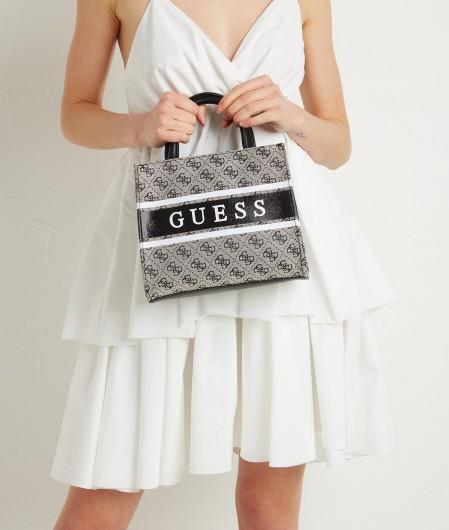 """Guess Handbag """"Monique Mini"""" black"""