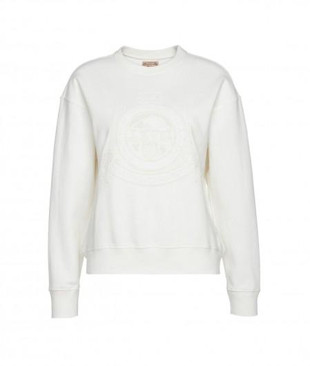 Polo Ralph Lauren Pullover mit Logo Weiß
