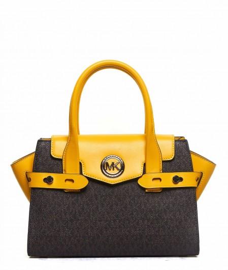 "Michael Kors Hand bag ""Carmen"" yellow"
