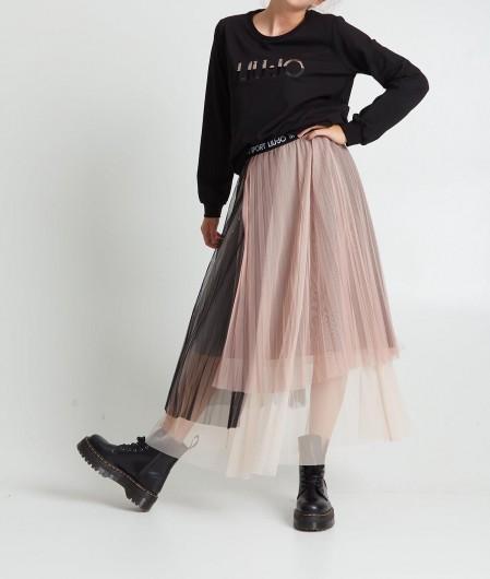 Liu Jo Sweatshirt with logo black