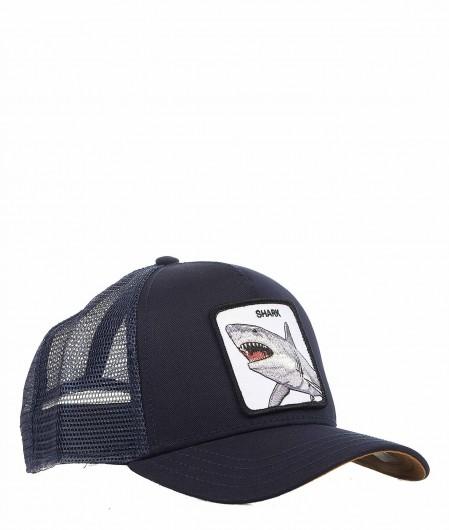 "Goorin Bros Baseball Cap ""Shark"" Dunkelblau"