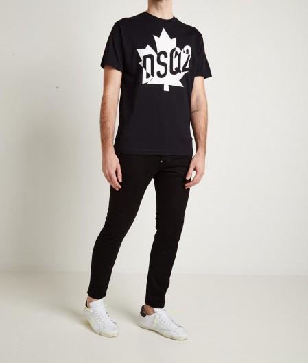 Dsquared2 Logo T-Shirt black