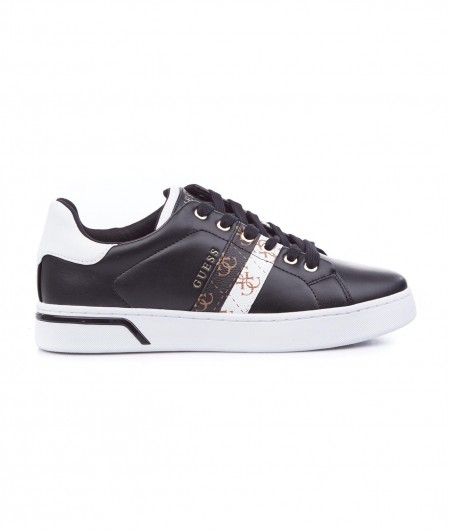 Guess Sneaker with logo details black